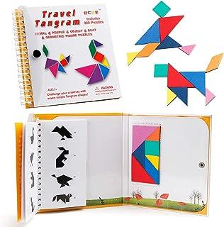 Best tangram puzzle book Reviews