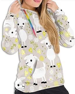 Women & Girls Long Sleeves Hoodie Hooded Sweatshirt Fit Tracksuits