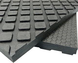 Rubber Cal Maxx Tuff Heavy Duty Protective Mat