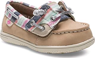 Sperry Kids' Shoresider Jr/Blue Boat Shoe