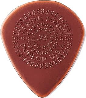 Dunlop Primetone Jazz III XL .73mm Sculpted Plectra (Grip) - 12 Pack