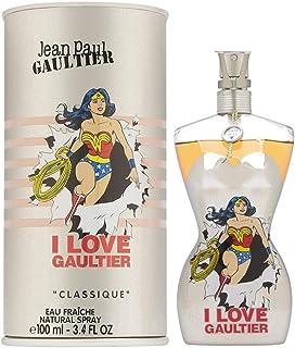 Jean Paul Gaultier Classique Wonder Woman Eau Fraîche Agua de Tocador - 100 ml