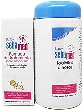 Baby Sebamed Pack Toallitas Oleosas 70 Unidades + Pomada Tratante Escoceduras 100 ml