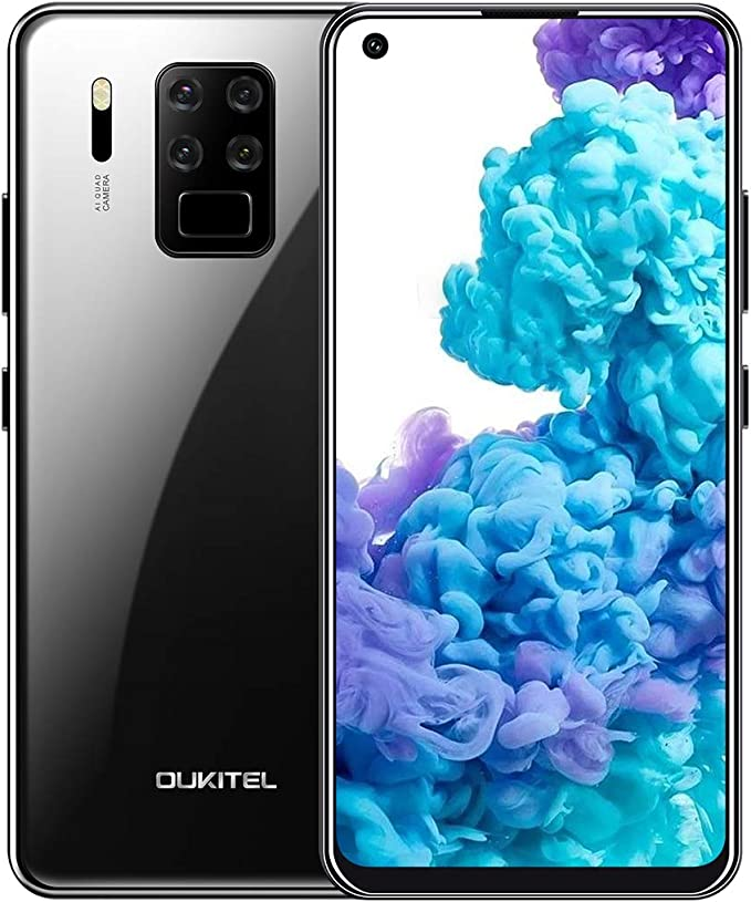 404 opinioni per OUKITEL C18 PRO Smartphone Offerta Display da 6.55'' Pollici, Octa Core 4GB