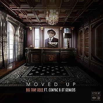 Moved up!! (feat. Coniyac & O.T. Genasis)