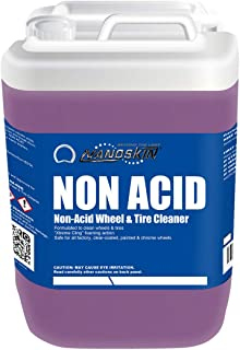 NON ACID Wheel & Tire Cleaner [NA-NAD640], 5 Gallons