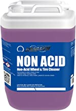 Nanoskin (NA-NAD640) Non Acid Non-Acid Wheel & Tire Cleaner - 5 Gallon