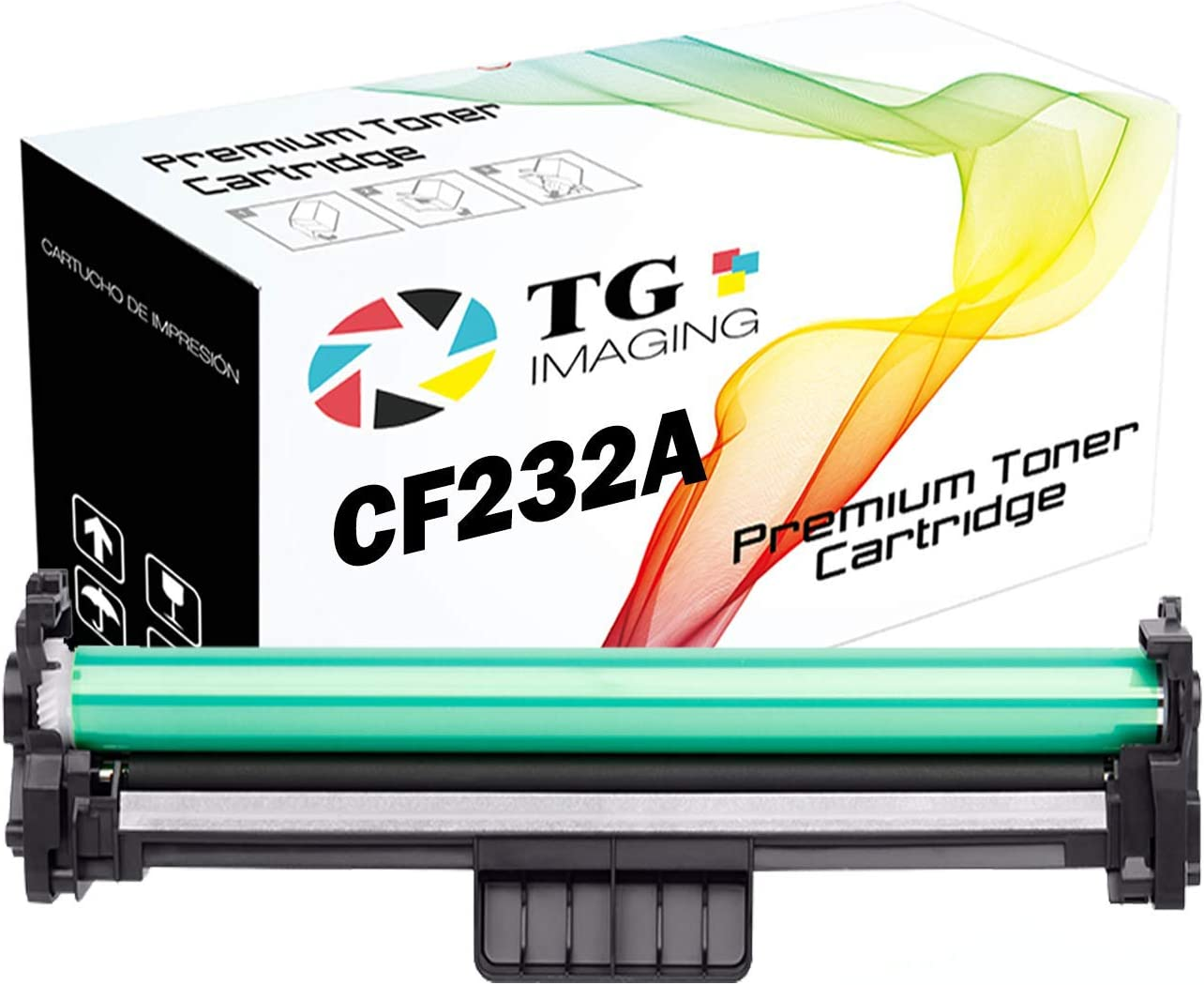 1 Pack TG Imaging | 1xDrum | Compatible HP 32A Imaging Drum Unit CF232A Work for M118DW M148DW M148FDW M203DW M227FDW M227FDN Printer (Drum Unit for HP 30A 30X 94A 94X)