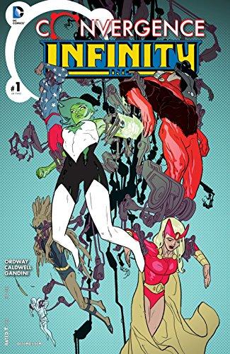 Download Convergence: Infinity Inc. (2015) #1 (English Edition) B00U1Z12EM