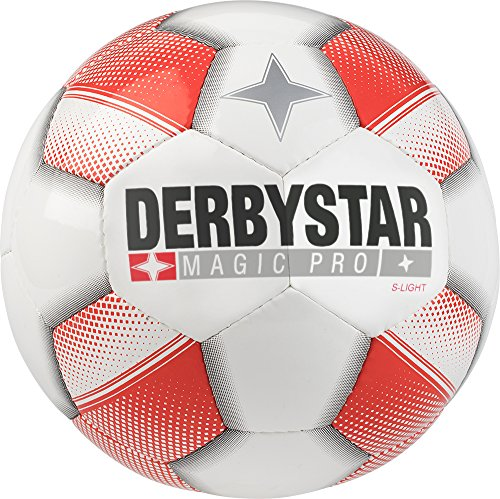 Derbystar Magic Pro S-Light, 3, weiß rot, 1118300130