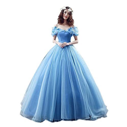 Cinderella Prom Dress: Amazon.com