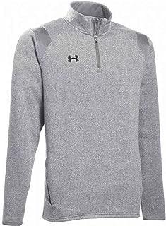 Men's UA Hustle Fleece 1/4 Zip