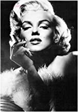 5D DIY Diamond Painting Cross Stitch Celebrity Marilyn Monroe Diamond Embroidery Mosaic Pattern 30x40cm