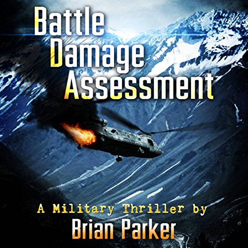 Battle Damage Assessment audiobook cover art
