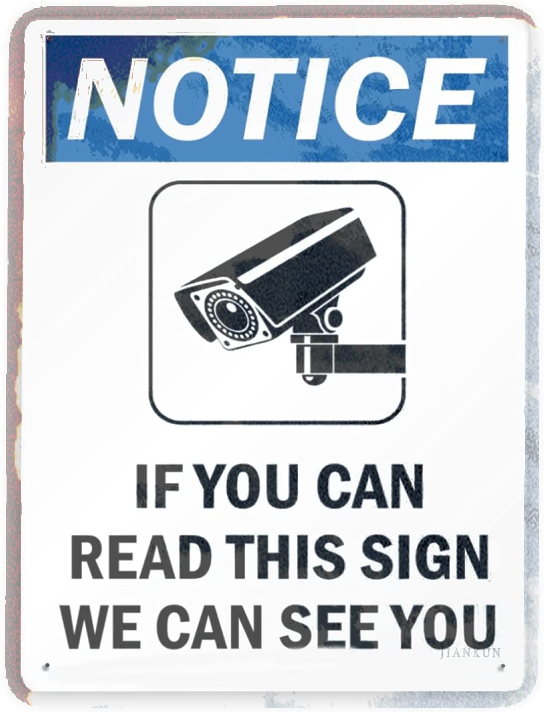 Man Cave Decor 2 Colorado Springs Mall Pieces Warning notice Classic You If Read Can Sign