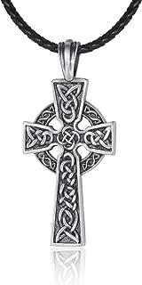 Best celtic cross necklace Reviews
