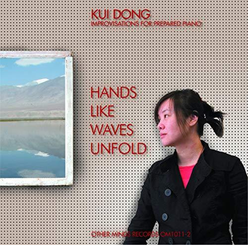 Hands Like Waves Unfold