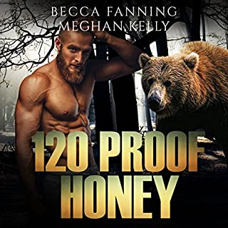 120 Proof Honey audiobook cover art