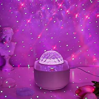 پروژکتور ستاره ، گلکسی اسکای لایت اتاق خواب اتاق چراغ بلوتوث چراغ فضایی بزرگسالان Nebula Ocean Wave ، چراغ های حسی Globe Moon Globe ، چراغ های حسی Cloud Moon Globe ، اتاق موسیقی کودکانه