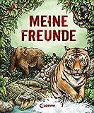Meine Freunde (Wilde Tiere): Erinnerungsbuch für Kinder ab 6 Jahre (Eintragbücher)