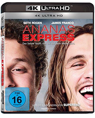 Ananas Express (4K Ultra HD) [Blu-ray]