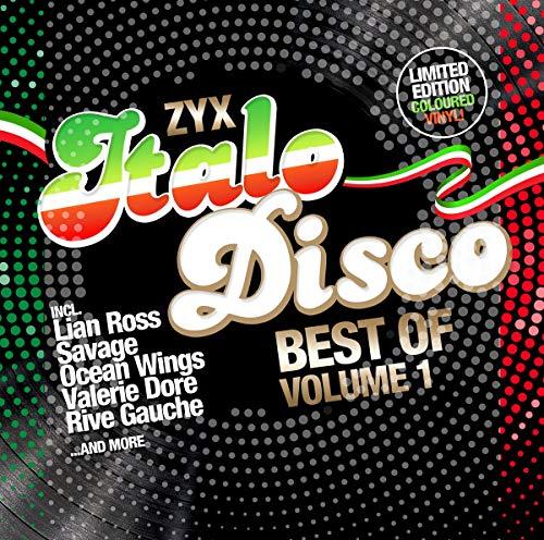 ZYX Italo Disco: Best Of Vol.1 [Vinilo]