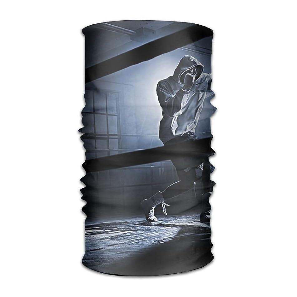 Owen Pullman Multifunctional Headwear Boxing Arena Head Wrap Elastic Turban Sport Headband Outdoor Sweatband