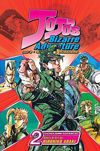 JoJo's Bizarre Adventure: Part 3--Stardust Crusaders, Vol. 2 (2)