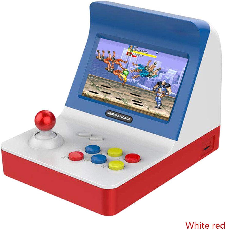 Traline Tragbare MiniRetro 4,3Zoll64BitSpielekonsole 3000 Classic Video Game Retro ArcadeKonsole