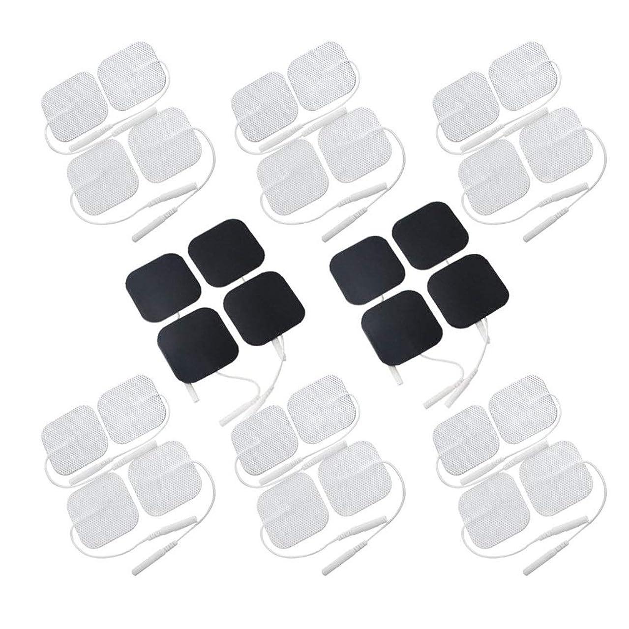 ホステルペンフレンド育成TENSユニットパッド電極パッチは、電極パッド、32の電極電気刺激のための4電極5×5センチメートルの8パック
