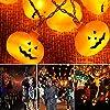 NNIUK 20 LED Fata Zucca luce della stringa per la decorazione di Halloween del partito di natalizie di Cosplay. #1
