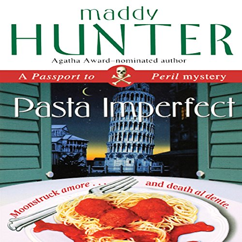 Pasta Imperfect audiobook cover art