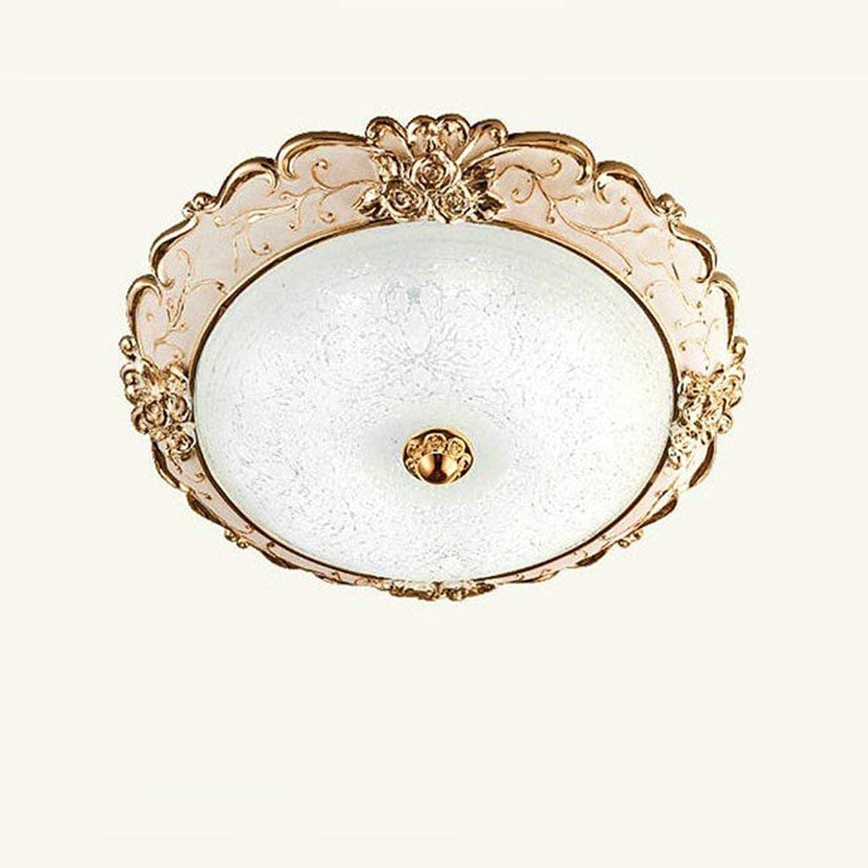 GCCI Thing European Simple Deckenleuchte Led Taschenlampe Romantische Zimmer Haus Warm Lounge Lights Lichter