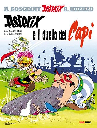 Asterix e il duello dei capi (Italian Edition)