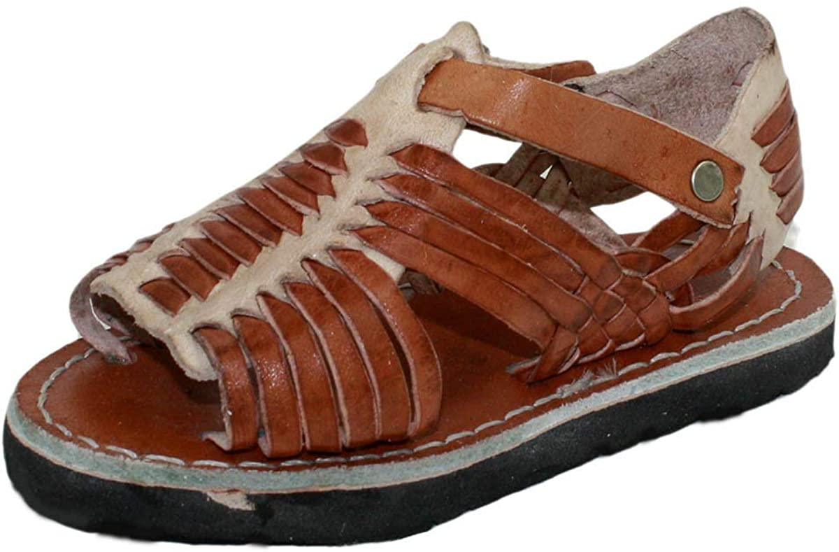 KIDS BABY 67% OFF of fixed price TODDLER AUTHENTIC Inexpensive PACHUCO MEXICAN HUARACHE SANDALS