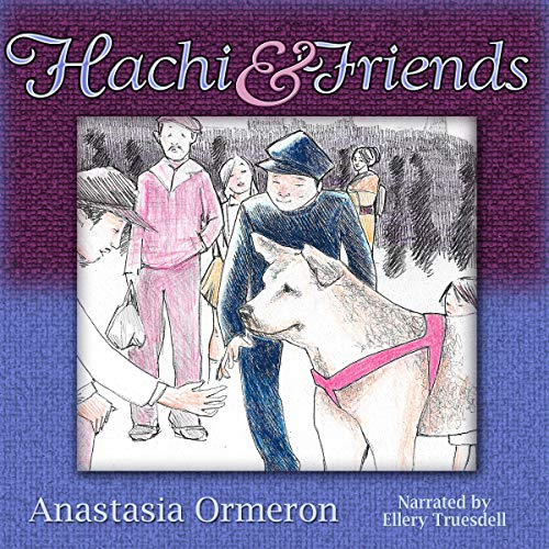 『Hachi and Friends』のカバーアート