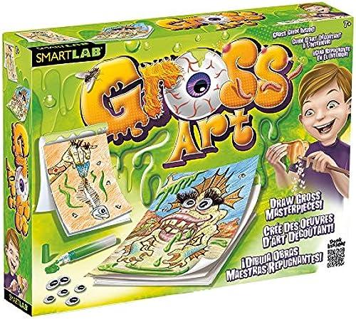 SmartLab Toys Gross Art