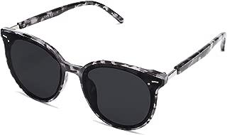 Classic Round Retro Plastic Frame Vintage Inspired Sunglasses BLOSSOM
