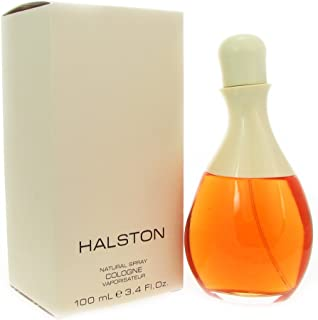 Halston by Halston for Women 3.4 oz Cologne Spray Alcohol Free