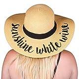 Sun Hat - Sunshine White Wine