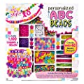 Just My Style 600 Pc Large Alphabet Beads Refill Pack By Horizon Group USA from