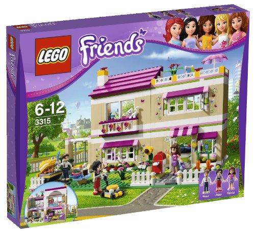 Lego Friends 3315 Traumhaus