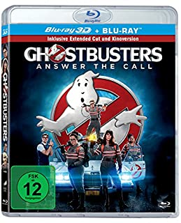 Ghostbusters [3D Blu-ray] [Extended Edition]