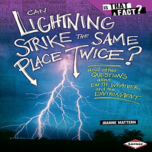 Can Lightning Strike the Same Place Twice? audiobook cover art