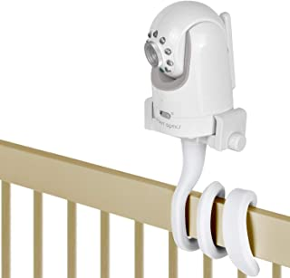 Baby Monitor Mount Camera Shelf Compatible with Infant Optics DXR 8 and Most Other Baby Monitors,Universal Baby Camera Hol...