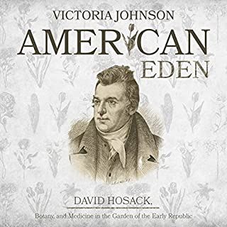American Eden audiobook cover art