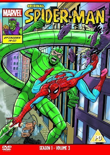 Original Spider-Man - Staffel 1, Vol. 3 (OmU)