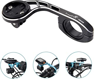 Bike Scooter Handlebar Mount Bicycle Adjustable Mount Mountain Bike Handlebar Extender Cycling GPS Holder for Stopwatch Sp...