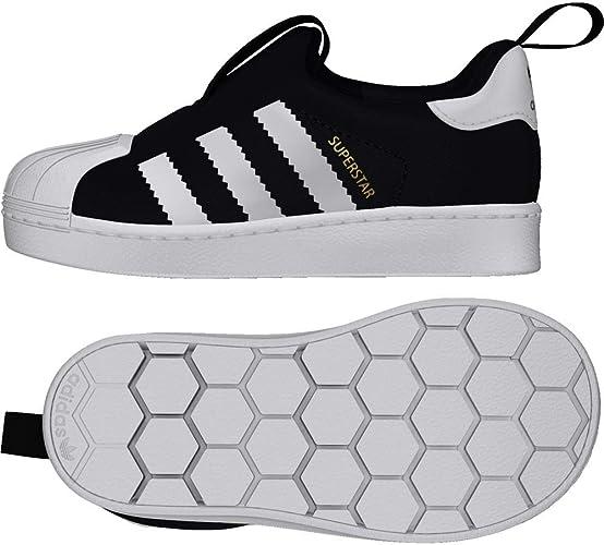 adidas Superstar 360 S82711, Basses Enfant