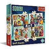 Puzzle Trefl - Scooby Doo, 35/48/54/70 piese (34340)